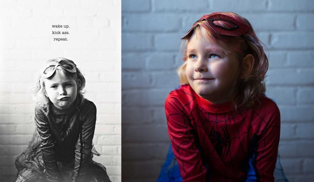 Edmonton's Child Photoshoot